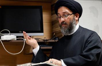 حجتالاسلام والمسلمین سیدمحمد میریحیی، مدرس و حافظ کل قرآن کریم