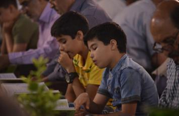 ترتیل خوانی جزء16 - رمضان 97