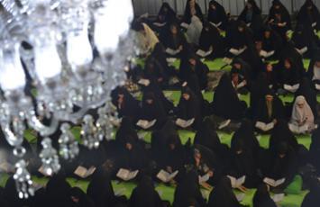 ترتیل خوانی جزء 18 - رمضان 96