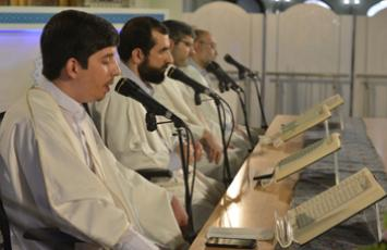 ترتیل خوانی جزء 26 - رمضان 96