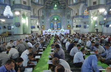 ترتیل خوانی جزء 4 - رمضان 96