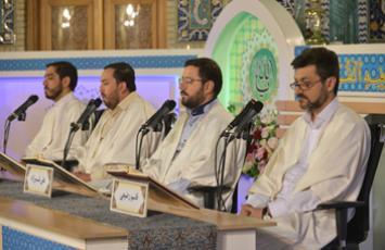 ترتیل خوانی جزء 14 - رمضان 96