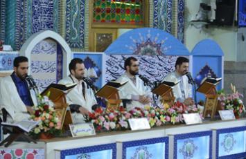 ترتیل خوانی جزء 6 - رمضان 98