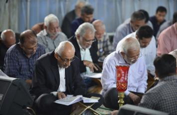 ترتیل خوانی جزء 4 - رمضان 98