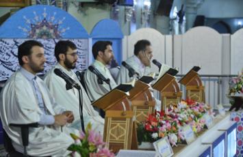 ترتیل خوانی جزء 5 - رمضان 98
