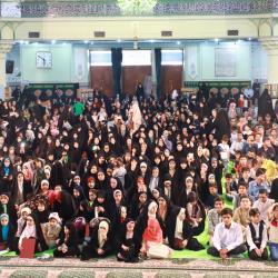 هفتاد و پنجمین دوره اختتامیه کلاس های مرکز آموزش قرآن کریم - تابستان 97