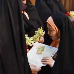 اختتامیه کلاس های قرآن - پاییز ۱۳۹۸