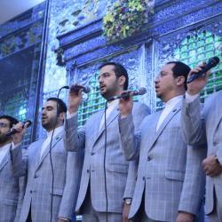 محفل انس با قرآن کریم بمناسبت ولادت حضرت عبدالعظیم (ع) - سال 1397