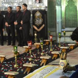 محفل انس با قرآن کریم بمناسبت وفات حضرت عبدالعظیم (ع) - بدون حضور جمعیت - سال 99