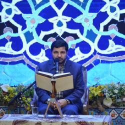 دوازدهمین آیین تجلیل از حافظان کل قرآن - دی 97