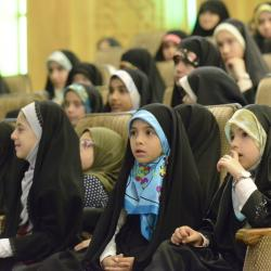 اختتامیه کلاس های قرآن - اردیبهشت ۹۷