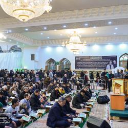 محفل ویژه انس با قرآن کریم به مناسبت شهادت سپهبد قاسم سلیمانی - دی 98