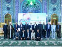 افتتاح طرح ملی «من قرآن را دوست دارم» در آستان عبدالعظیم(ع)