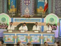 ترتیل خوانی جزء 11 - رمضان 96
