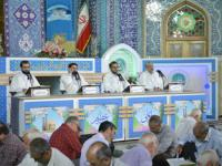 ترتیل خوانی جزء 13 - رمضان 96