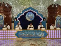 ترتیل خوانی جزء دوم قرآن کریم در ماه مبارک رمضان - ۱۴۰۰/۰۱/۲6