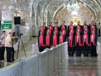 جدیدترین اثر گروه همخوانی محمدرسول الله(ص)