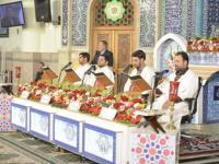 ترتیل خوانی جزء7 - رمضان 97