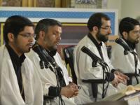 ترتیل خوانی جزء 22 - رمضان 96