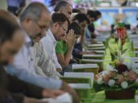 ترتیل خوانی جزء 30 - رمضان 96