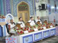 ترتیل خوانی جزء28 - رمضان 97
