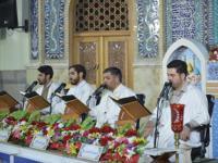 ترتیل خوانی جزء29 - رمضان 97