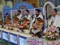 ترتیل خوانی جزء 7 - رمضان 98