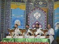 ترتیل خوانی جزء 9 - رمضان 95