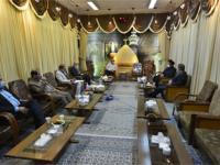 برگزاری بیست و هفتمین نشست كارگروه قرآنی و فرهنگی عتبات در آستان مقدس حضرت عبدالعظیم (ع)